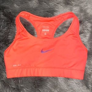 Adult XS extra small Nike Sports Bra Top